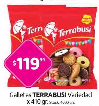 Cordiez Galletas Terrabusi