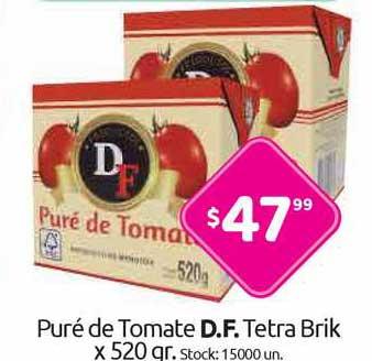 Cordiez Puré De Tomate D.f. Tetra Brik