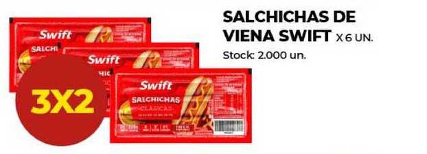 Super Mami Salchichas De Viena Swift