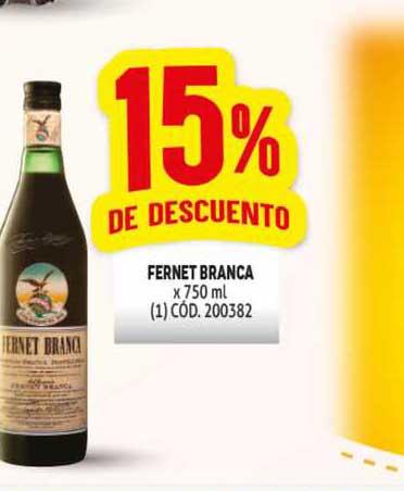 MAKRO Fernet Branca X 750 Ml