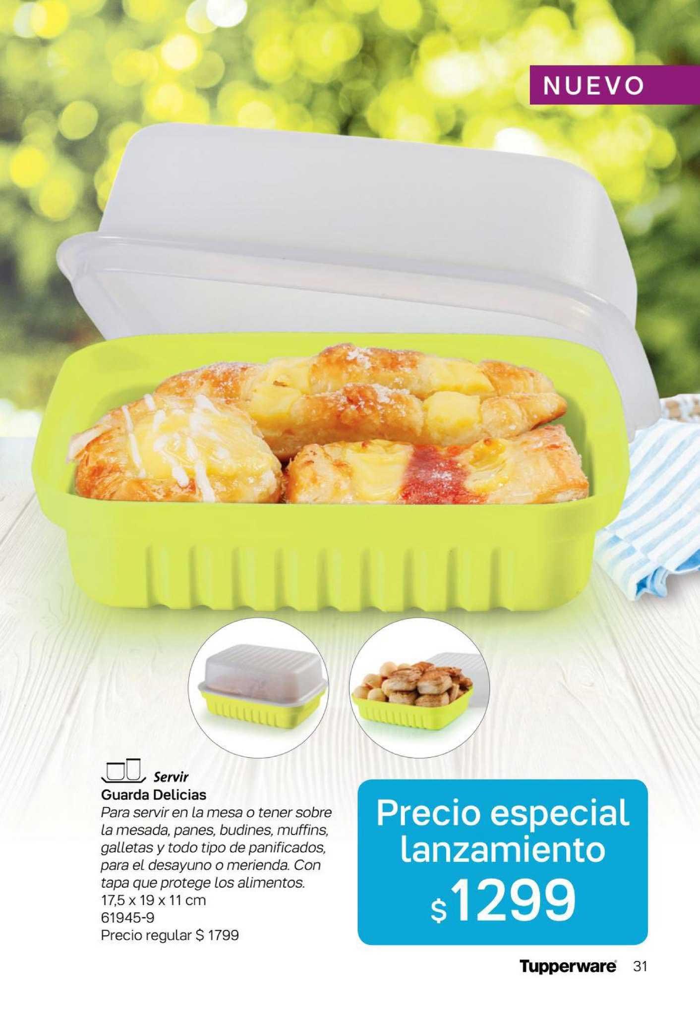 Tupperware Guarda Delicias
