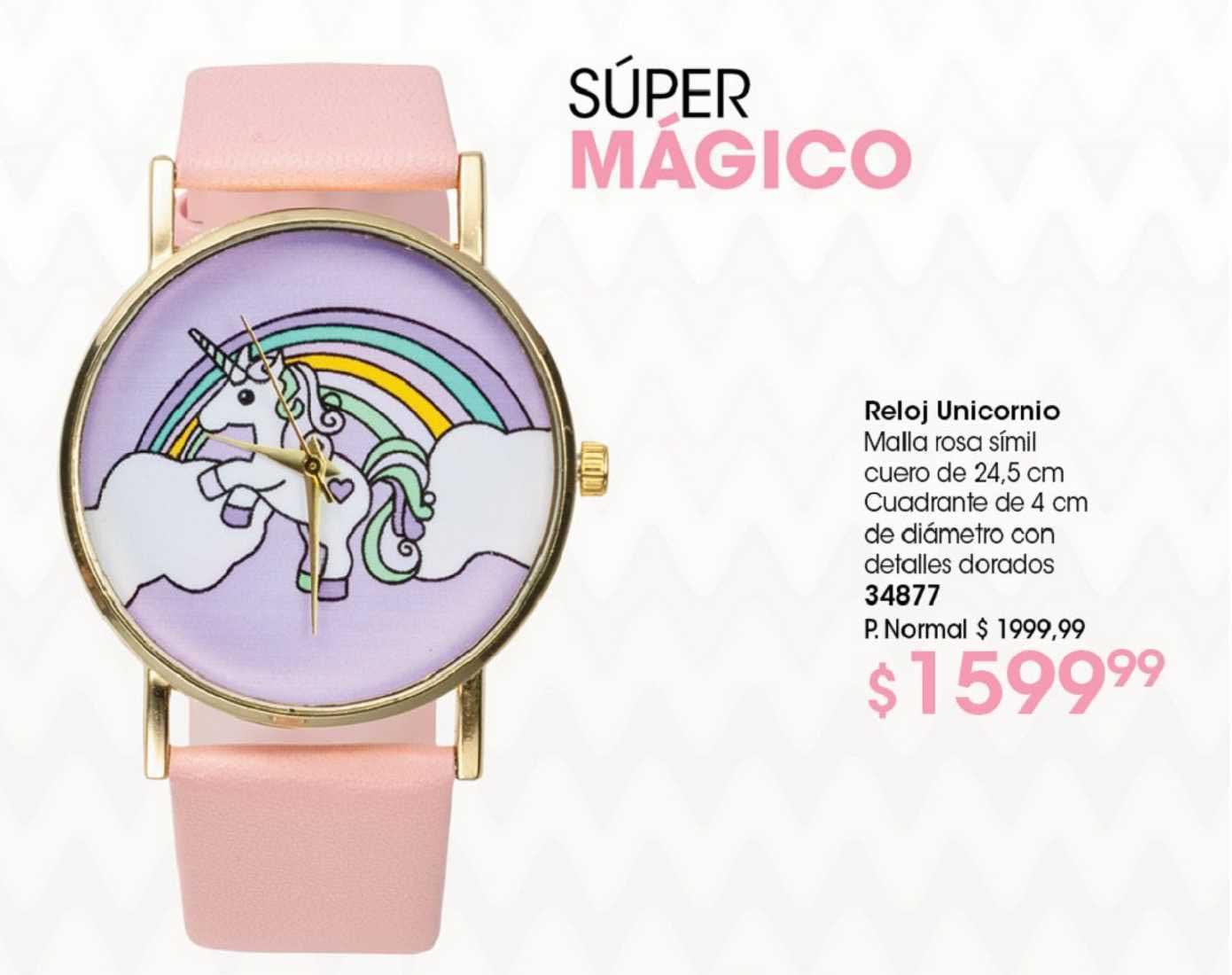Gigot Reloj Unicornio