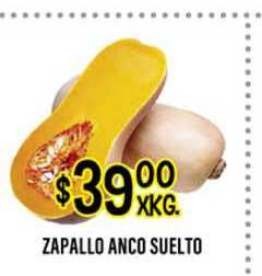 Supermercados Toledo Zapallo Anco Suelto