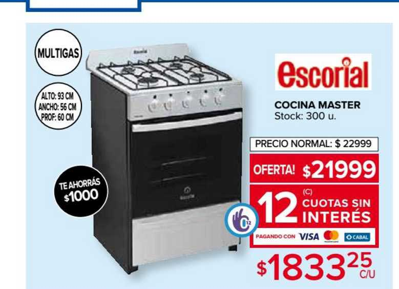 Carrefour Cocina Master