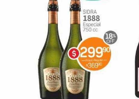 Super Alvear Sidra 1888 Especial 750 Cc
