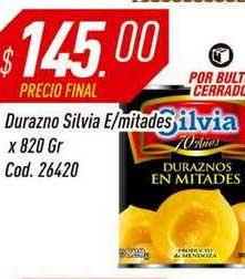 Supermercados Comodin Durazno Silvia E Mitades
