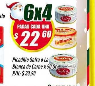 Supermercados Comodin Picadillo Safra O La Blanca De Carne