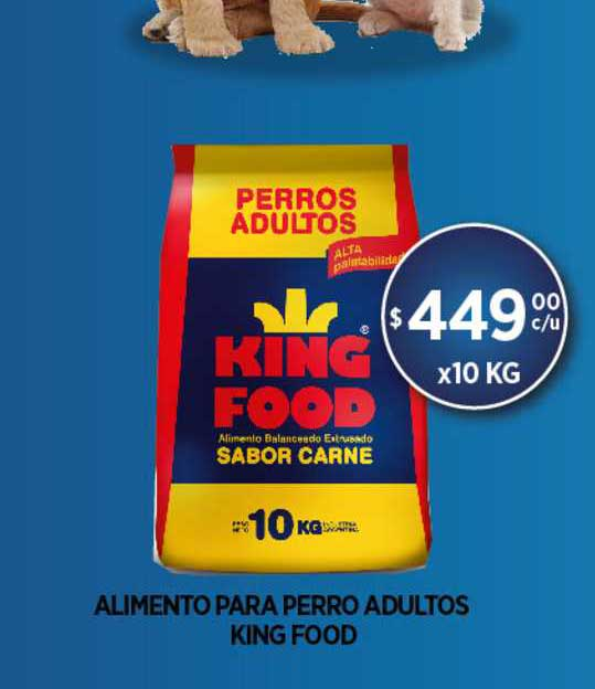 Supermercados Toledo Alimento Para Perro Adultos King Food