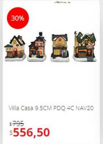 Easy Villa Casa 9.5CM PDQ 4C NAV20