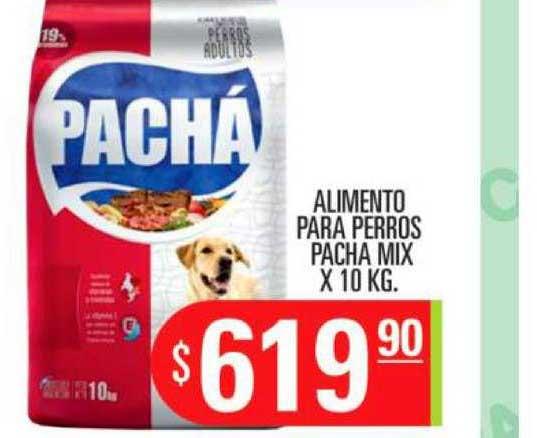 Supermercados Caracol Alimento Para Perros Pacha Mix X 10 KG.