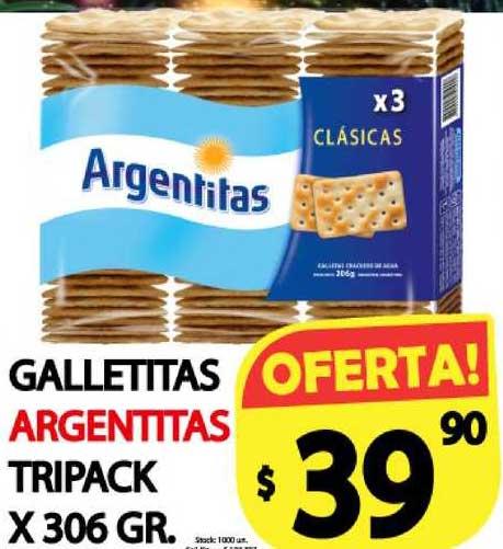 Supermercados Mariano Max Galletitas Argentitas