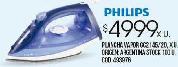 Coto Plancha Vapor GC2145-20