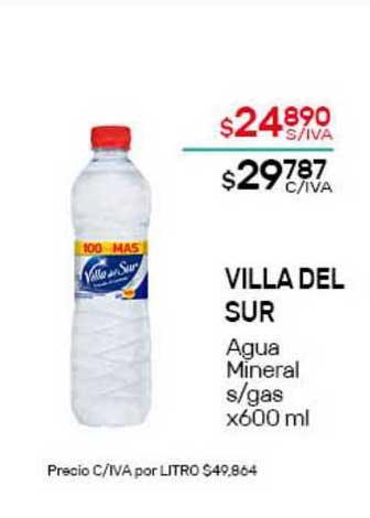 Nini Mayorista Villa Del Sur Agua Mineral S Gas