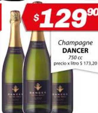 Almacor Champagne Dancer 750 Cc