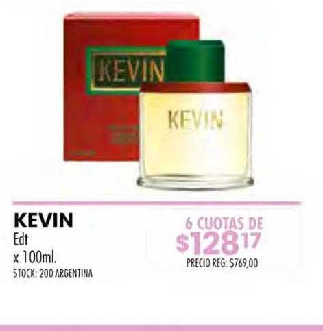 Pigmento Kevin Edt X 100ml.