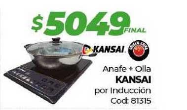 Diarco Anafe + Olla Kansai Por Inducción