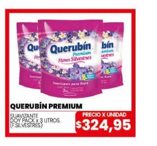 Danisant Querubín Premium Suavizante Doy Pack