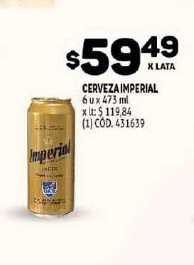 MAKRO Cerveza Imperial