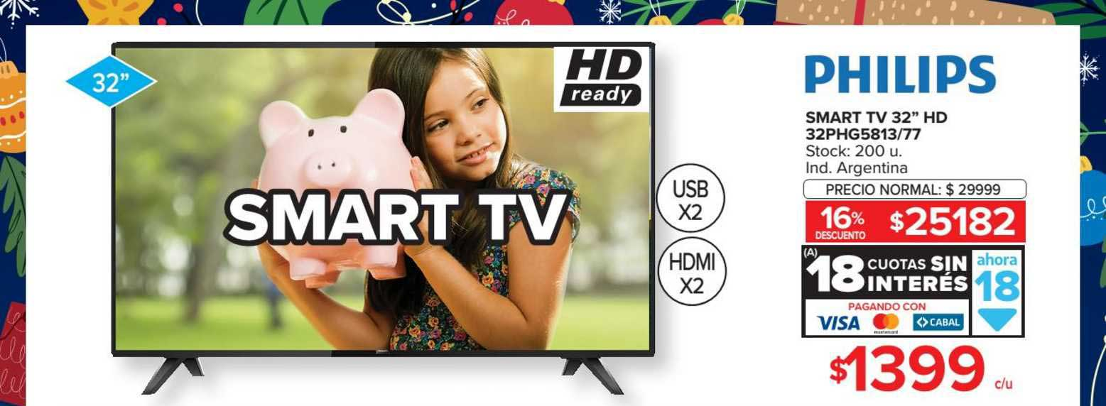 Carrefour Smart TV 32