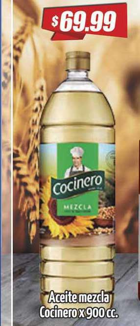 Gomez Pardo Aceite Mezcla Cocinero