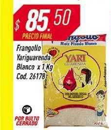 Supermercados Comodin Frangollo Yariguarenda Blanco