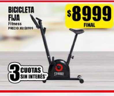 Supermayorista Vital Bicicleta Fija Fitness