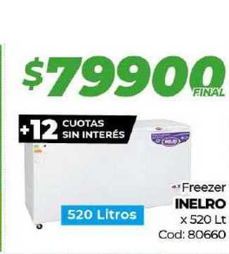 Diarco Freezer Inelro