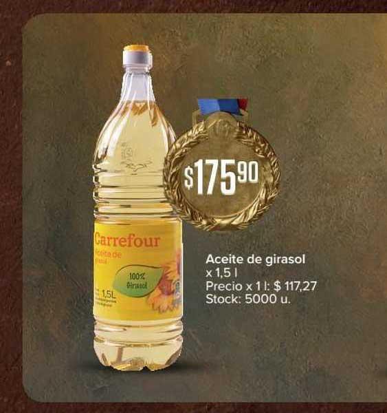 Carrefour Express Aceite De Girasol