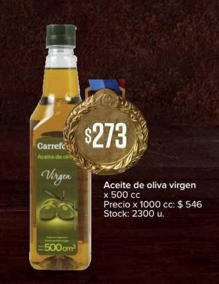 Carrefour Express Aceite De Oliva Virgen