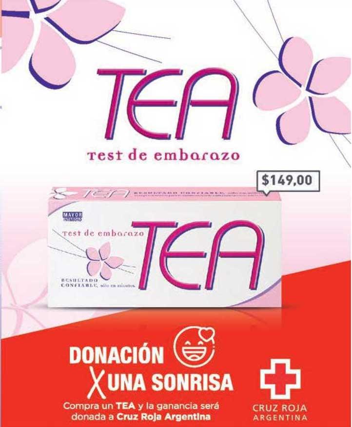 La Santé Tea Test De Embarazo