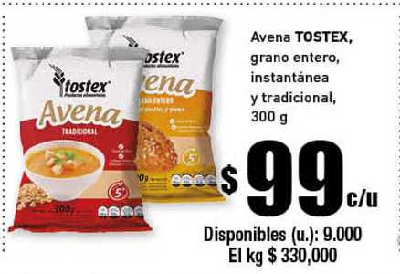 Cooperativa Obrera Avena Tostex