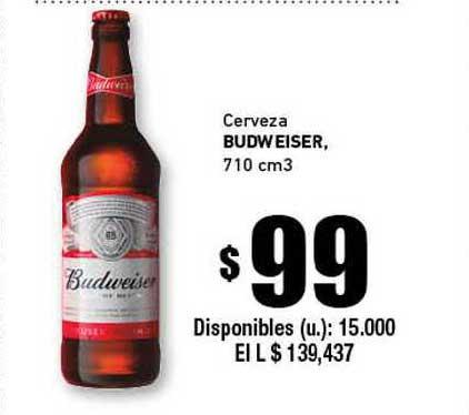 Cooperativa Obrera Cerveza Budweiser
