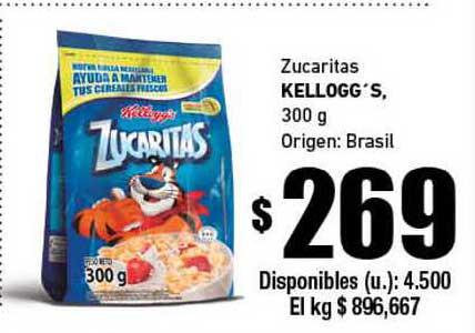 Cooperativa Obrera Zucaritas Kellogg's