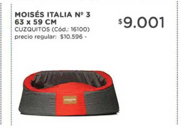 Natural Life Moisés Italia Nº 3 63 X 59 Cm