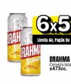 Supermayorista Vital Brahma Cerveza Lata