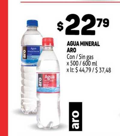 MAKRO Agua Mineral Aro