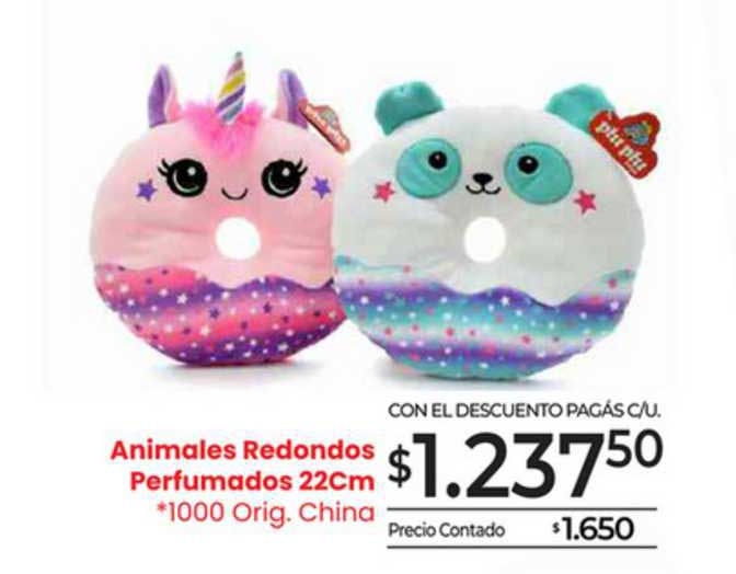 La Anónima Animales Redondos Perfumados 22cm