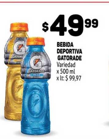 MAKRO Bebida Deportiva Gatorade