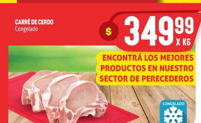 MAKRO Carré De Cerdo