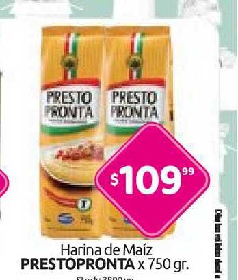 Cordiez Harina De Maíz Prestopronta