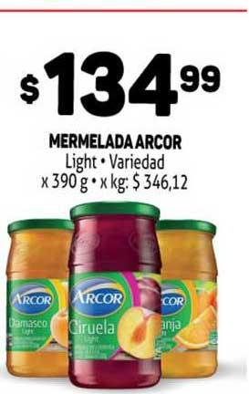 MAKRO Mermelada Arcor