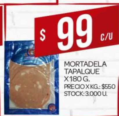 Supermercados DIA Mortadela Tapalque