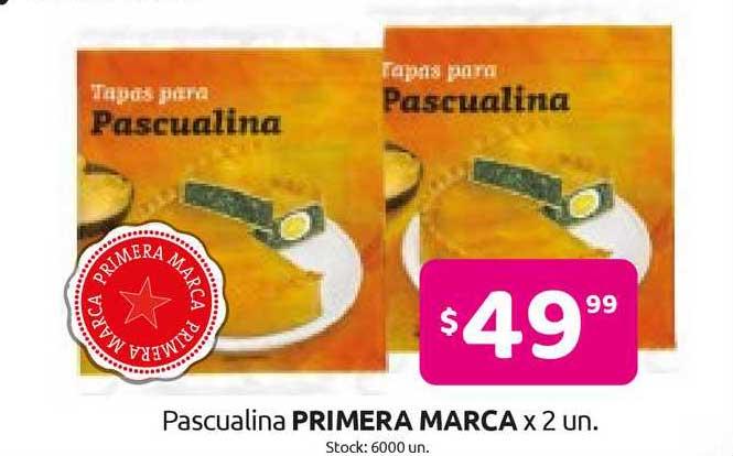 Cordiez Pascualina Primera Marca
