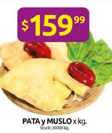Cordiez Pata Y Muslo
