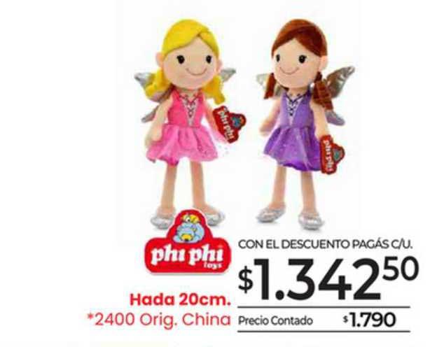 La Anónima Phi Phi Hada 20 Cm