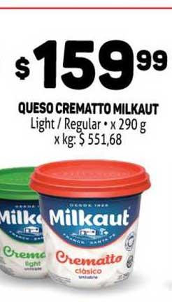 MAKRO Queso Crematto Milkaut