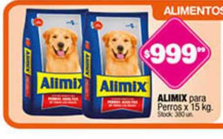 Cordiez Alimix Para Perros