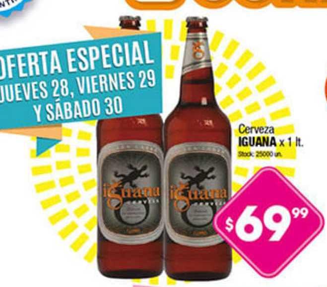 Cordiez Cerveza Iguana