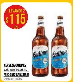 Supermercados Vea Cerveza Quilmes
