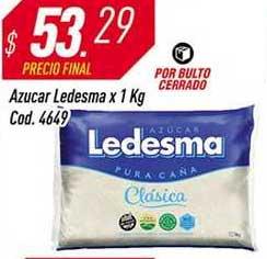 Supermercados Comodin Azucar Ledesma